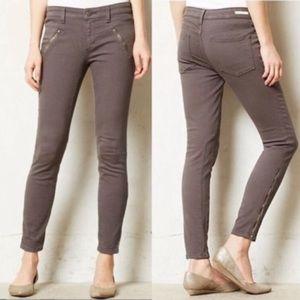 AnthrvPilcro & Letterpress Skinny Jeans/pants n 26